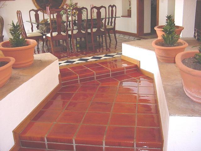 Simulador tejacron s a de c v tejas el guila y for Pisos ceramicos rusticos para interiores